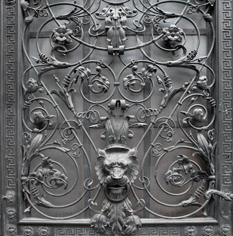Jungfer Gyula, kapurács, 1885 Budapest, V kerület, Nádor utca 4.szám (https://www.szecessziosmagazin.com/)